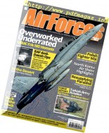 AirForces Monthly - November 2016