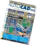 Autocad & Inventor - Oktober-November 2016