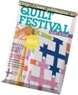 International Quilt Festival - Quilt Scene 2016