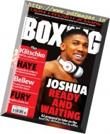 Boxing News - October 20, 2016