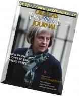 Oil & Gas Financial Journal - August 2016
