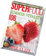 Superfood - May-June 2016