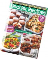 that's life! Reader Recipes - Issue 24, Autumn 2016