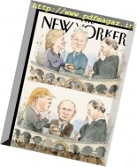 The New Yorker - 31 October 2016