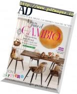 AD Architectural Digest Spain - Noviembre 2016