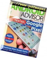 Android Advisor - Issue 31, 2016
