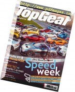 BBC Top Gear Nederland - November 2016
