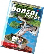 Bonsai Focus - November-December 2016