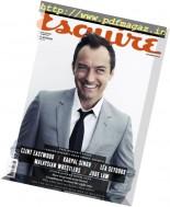 Esquire Malaysia - November 2016