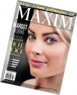 Maxim Australia - November 2016