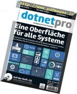 dotnetpro Germany - August 2016