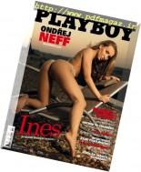 Playboy Czech Republic - Listopad 2016