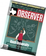 The Texas Observer - October 2016