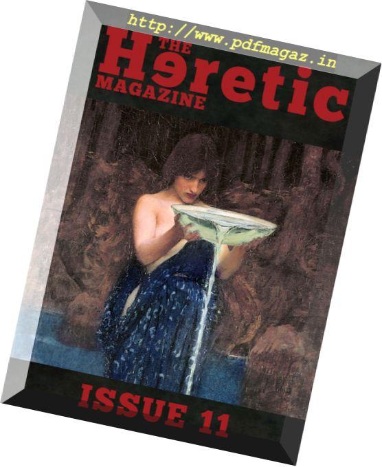 download the heretic magazine issue 11 2016 pdf magazine