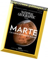 National Geographic Italia - Novembre 2016
