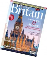 Discover Britain - December 2016 - January 2017