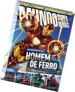 Mundo dos Super-Herois - Novembro 2016