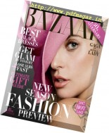 Harper's Bazaar USA – December 2016 – January 2017