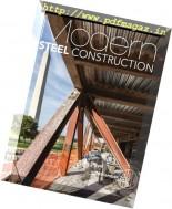 Modern Steel Construction - November 2016