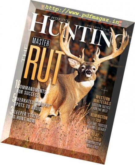 pet petersens hunting guide - 440×537