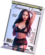 American Dymes Magazine - Issue 1, 2016