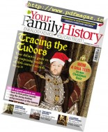 Your Family History - December 2016