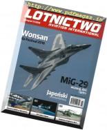 Lotnictwo Aviation International - Listopad 2016