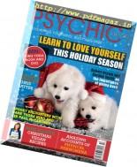 Psychic News - December 2016