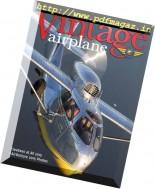 Vintage Airplane - January-February 2016