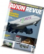 Avion Revue Internacional Spain - Diciembre 2016