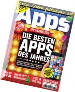 Android iPhone und iPad APPS Germany - Dezember-Januar 2017