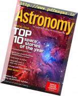 Astronomy - January 2017