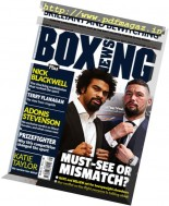 Boxing News - 1 December 2016