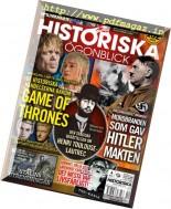 Historiska Ogonblick - Nr.4, 2016