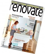 Renovate - Issue 21, 2016