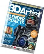 3D Artist - Issue 101, 2016