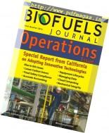 Biofuels Journal - 3rd Quarter, 2016