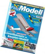 Flugmodell - Januar 2017