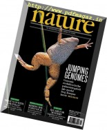 Nature Magazine - 20 October 2016
