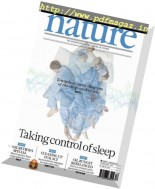 Nature Magazine - 6 October 2016