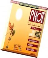 Phot Magazine - Diciembre 2016