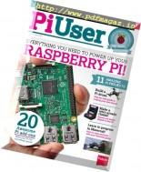 Pi User - Issue 1, Winter 2016