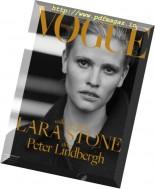 Vogue Netherland - Oktober 2016