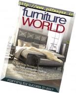 Furniture World - November-December 2016
