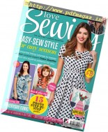 Love Sewing - Issue 34, 2016