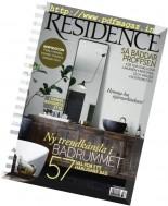 Residence Sweden - Nr.10, 2016