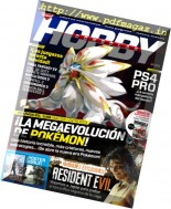 Hobby Consolas - N 305, 2016