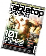 Tabletop Gaming - Issue 1, 2015