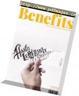 Benefits Magazine - Summer 2016
