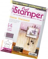Craft Stamper - January 2017